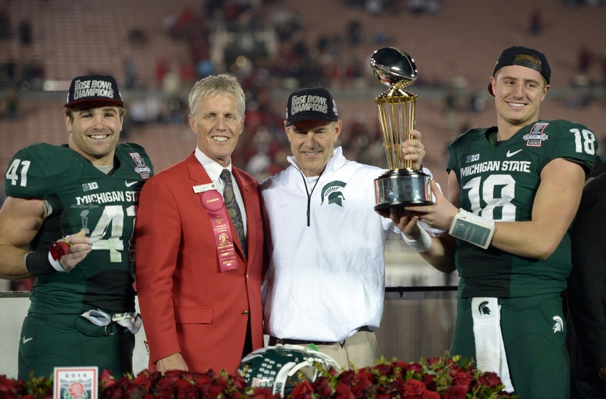 Mark Dantonio Msu Would Ve Won National Title With Playoff