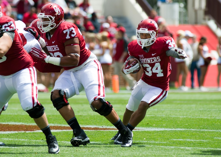Top five takeaways from the Oklahoma Sooners spring game ...