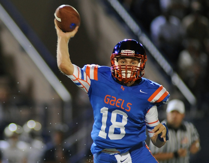 Tate Martell Decommits From Texas A M Who Is The Favorite For 5 Star Qb