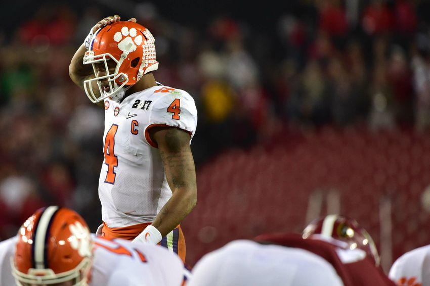 Deshaun Watson's NFL Draft Stock after National Championship
