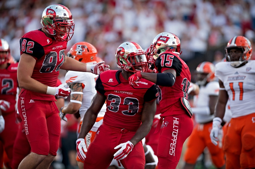 Western Kentucky Hilltoppers Football 2015 Season Preview Page 2