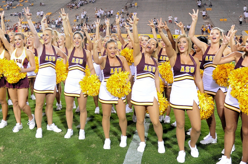 Top 50 Hottest College