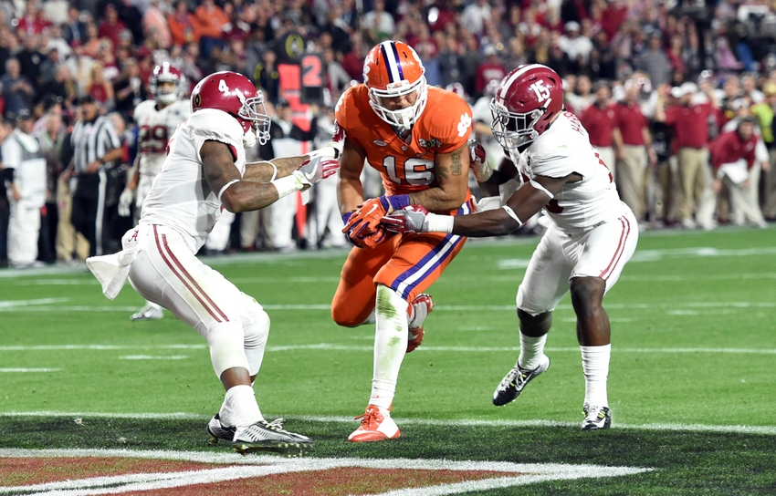 Clemson Football 5 Reasons Tigers Win 2016 National Title Page 4