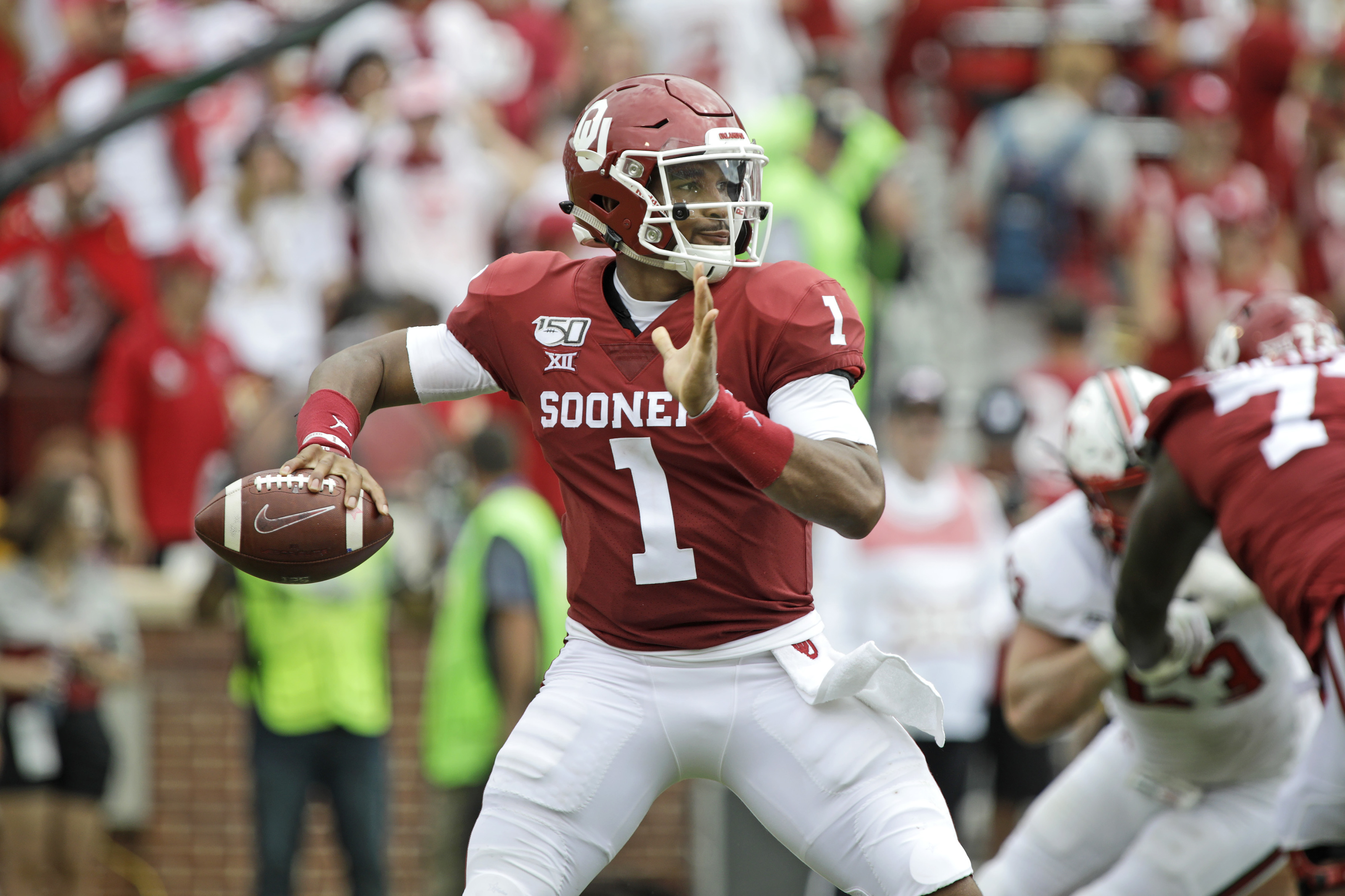 Oklahoma Sooners Football Can Kansas Slow Jalen Hurts Heisman Run