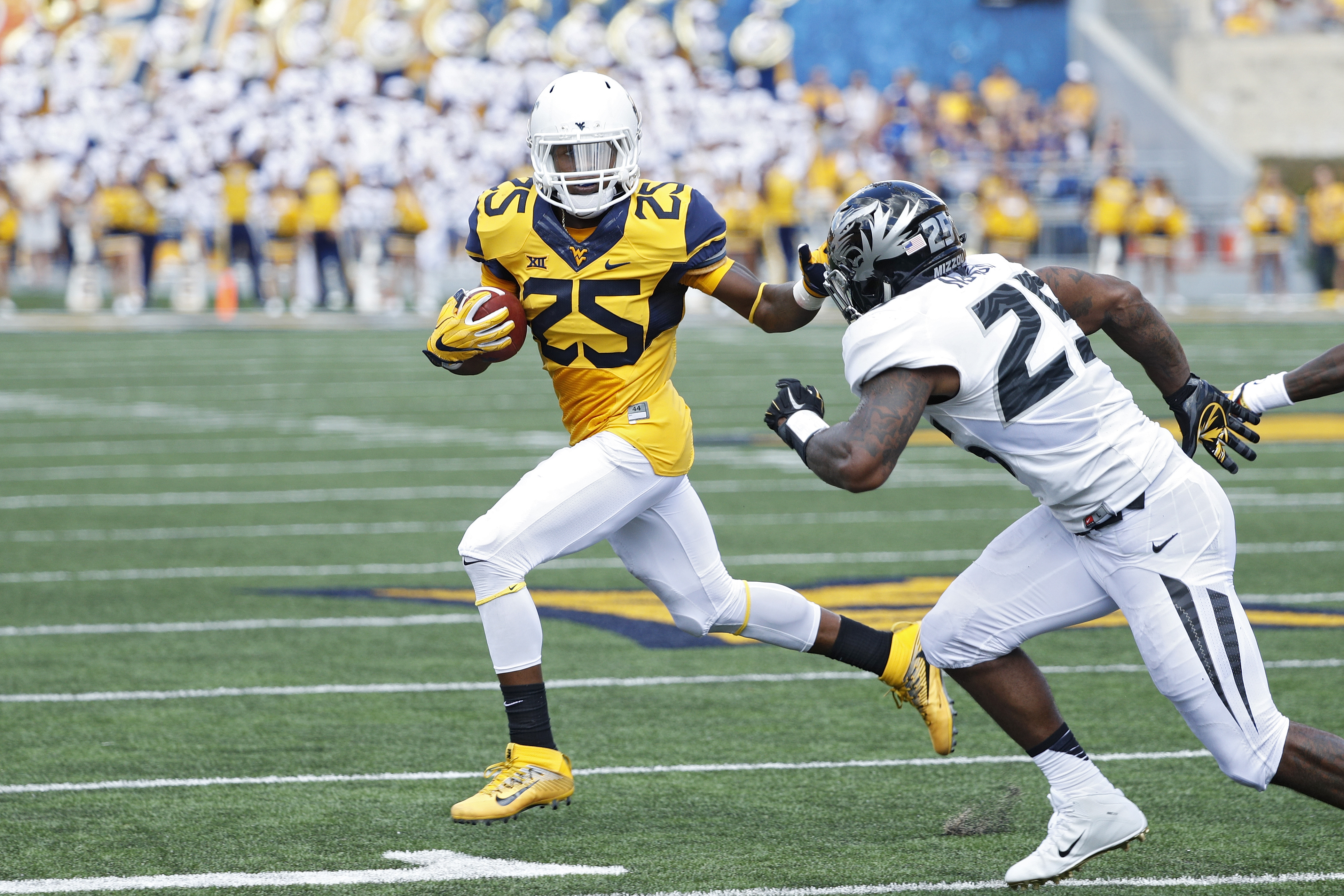 West Virginia Football Projected 2 Deep Depth Chart For 2017