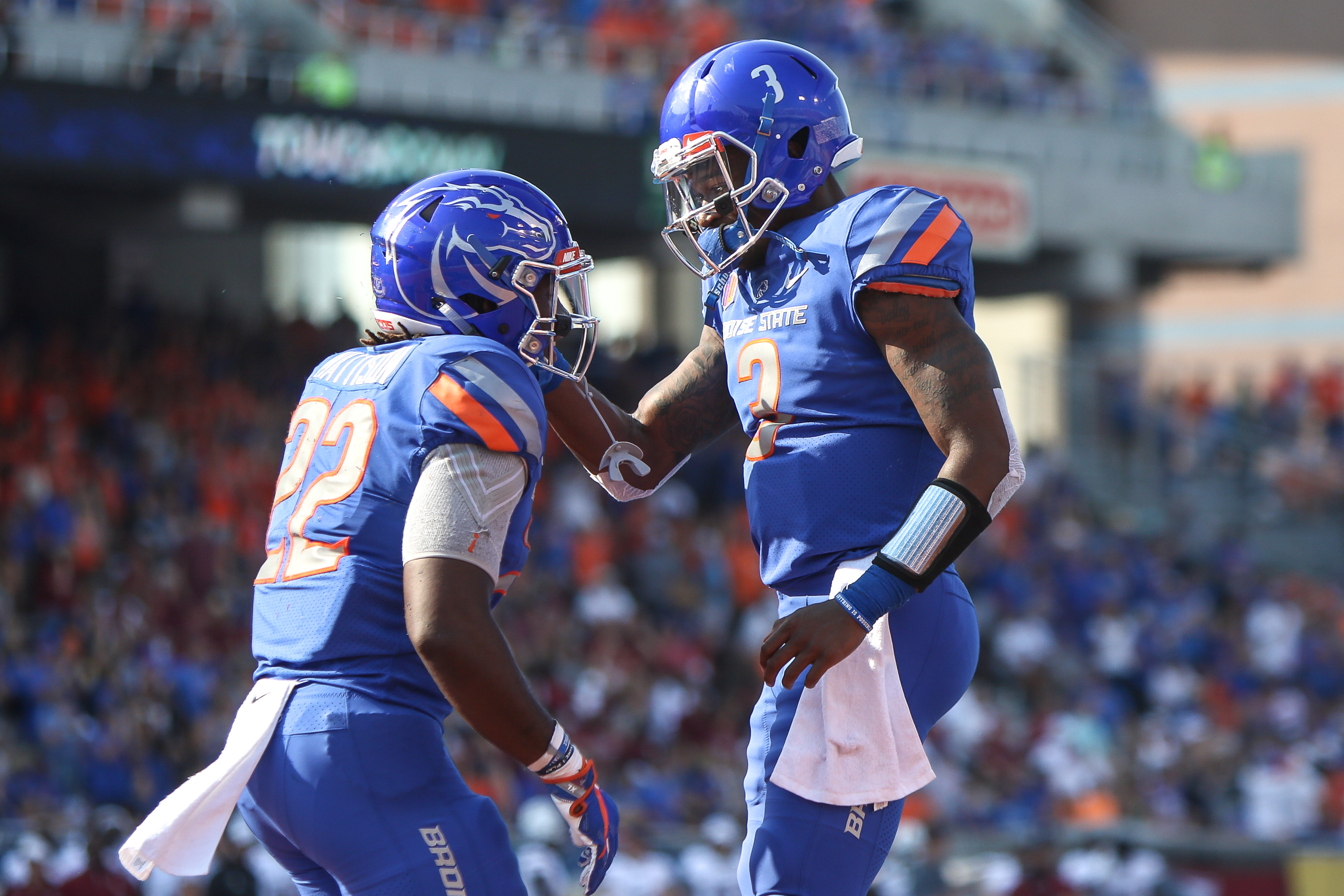 Top 25 College Football 2017 >> Boise State Football; 3 things we learned from New Mexico win - Page 2