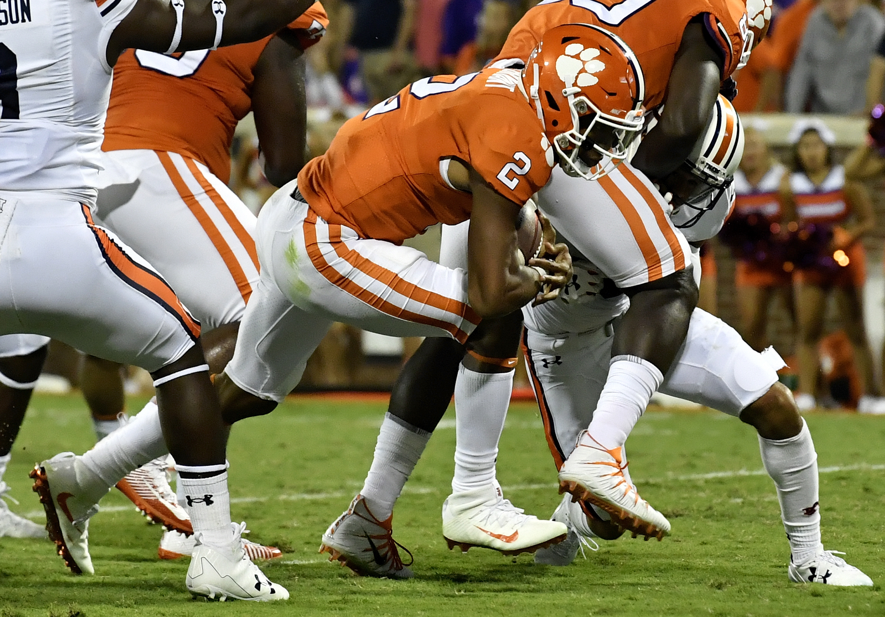 Clemson Notes: Defense leads the way in Tigers' victory