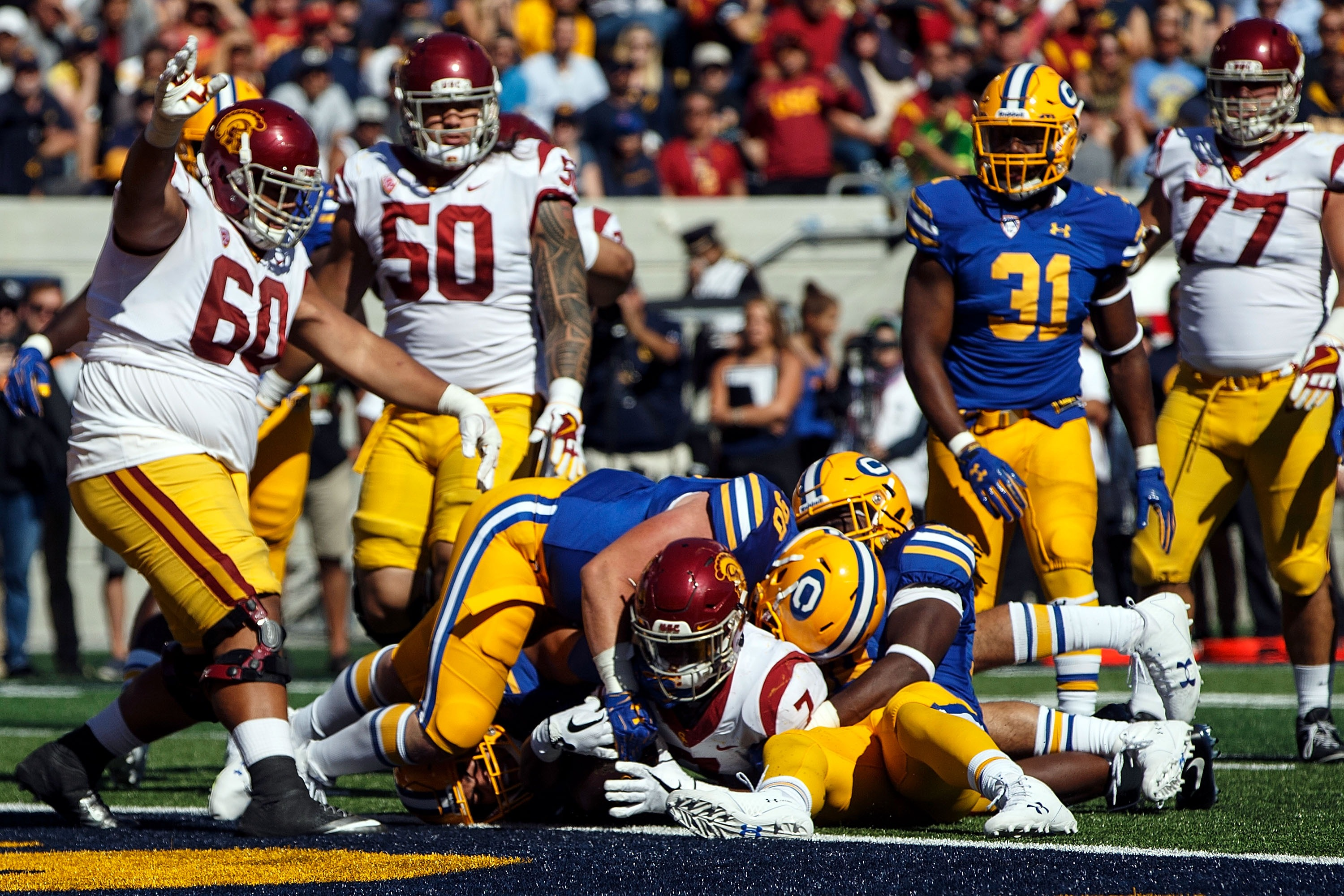 USC Trojans vs. California Golden Bears Preview and Prediction
