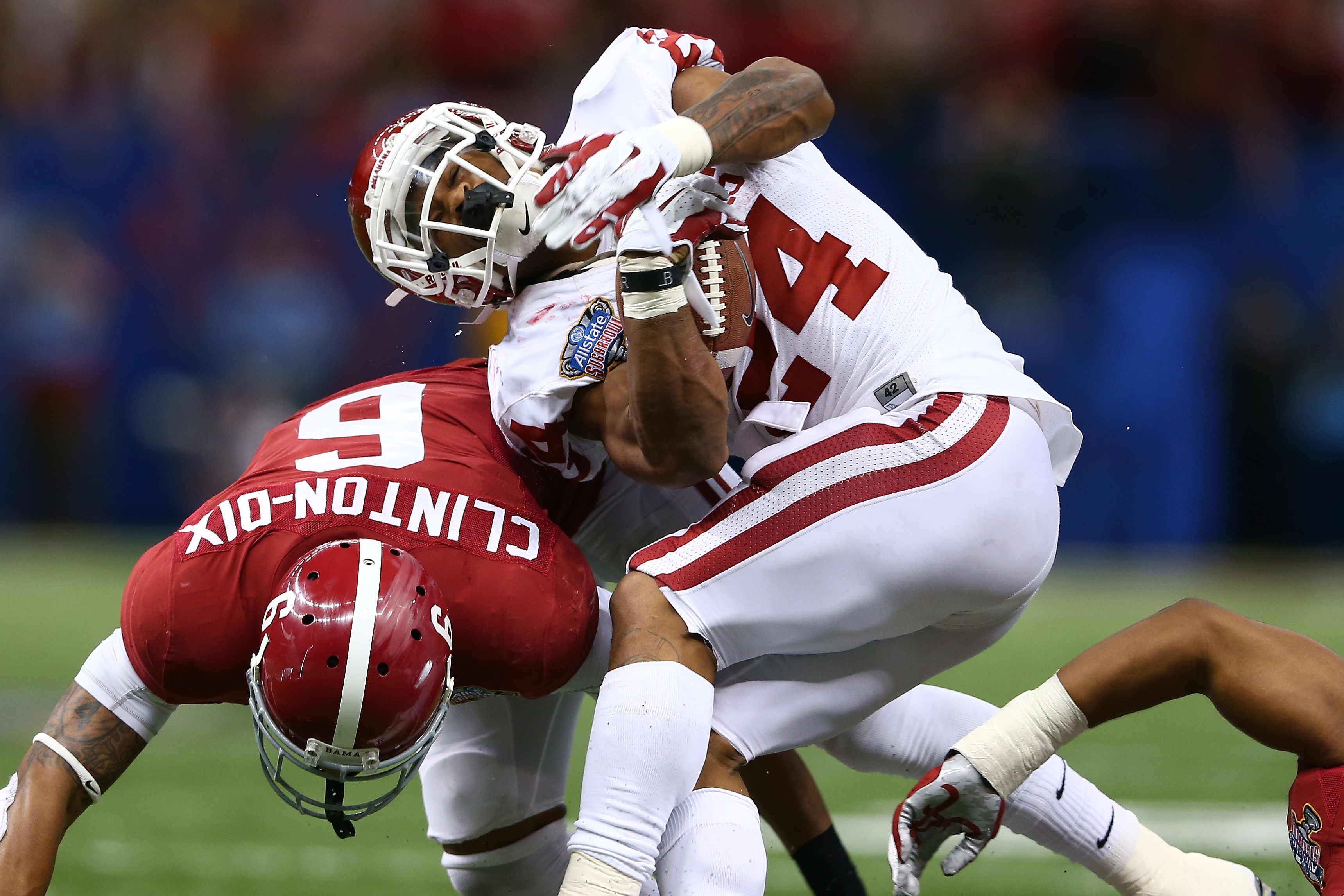 College Football Bowl Game Projections 2017: Week 13 ...