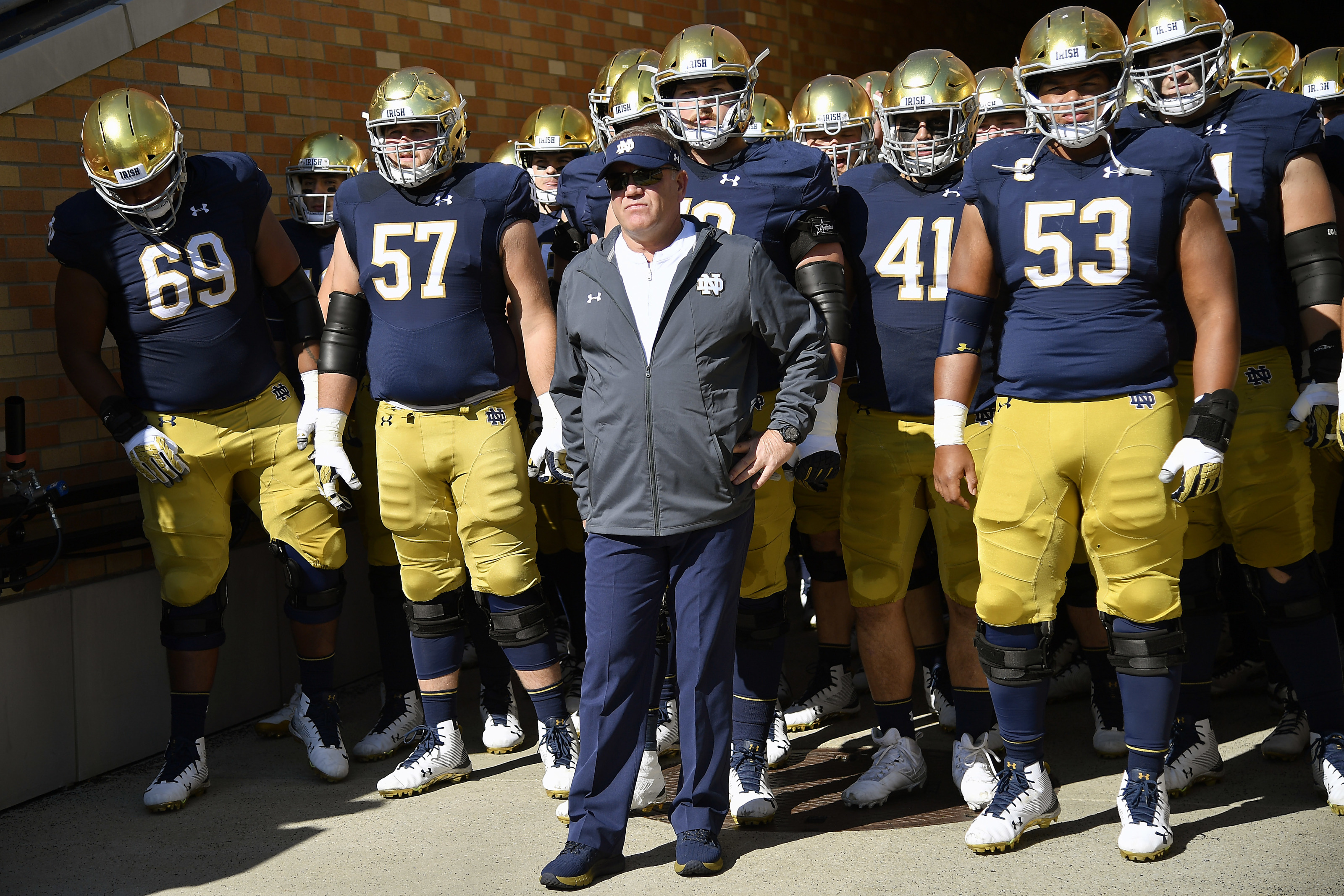 Notre Dame Football: Is return trip to College Football Playoff ...