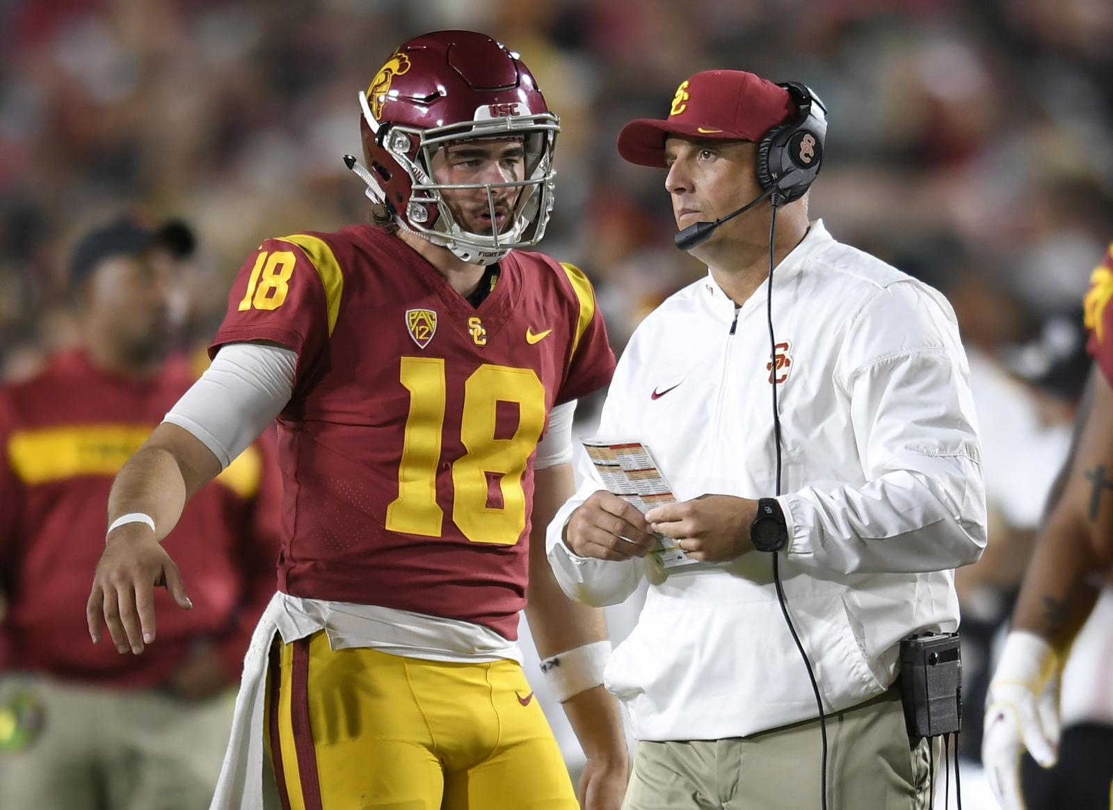 USC Football: Arizona State Sun Devils stun Trojans at Coliseum