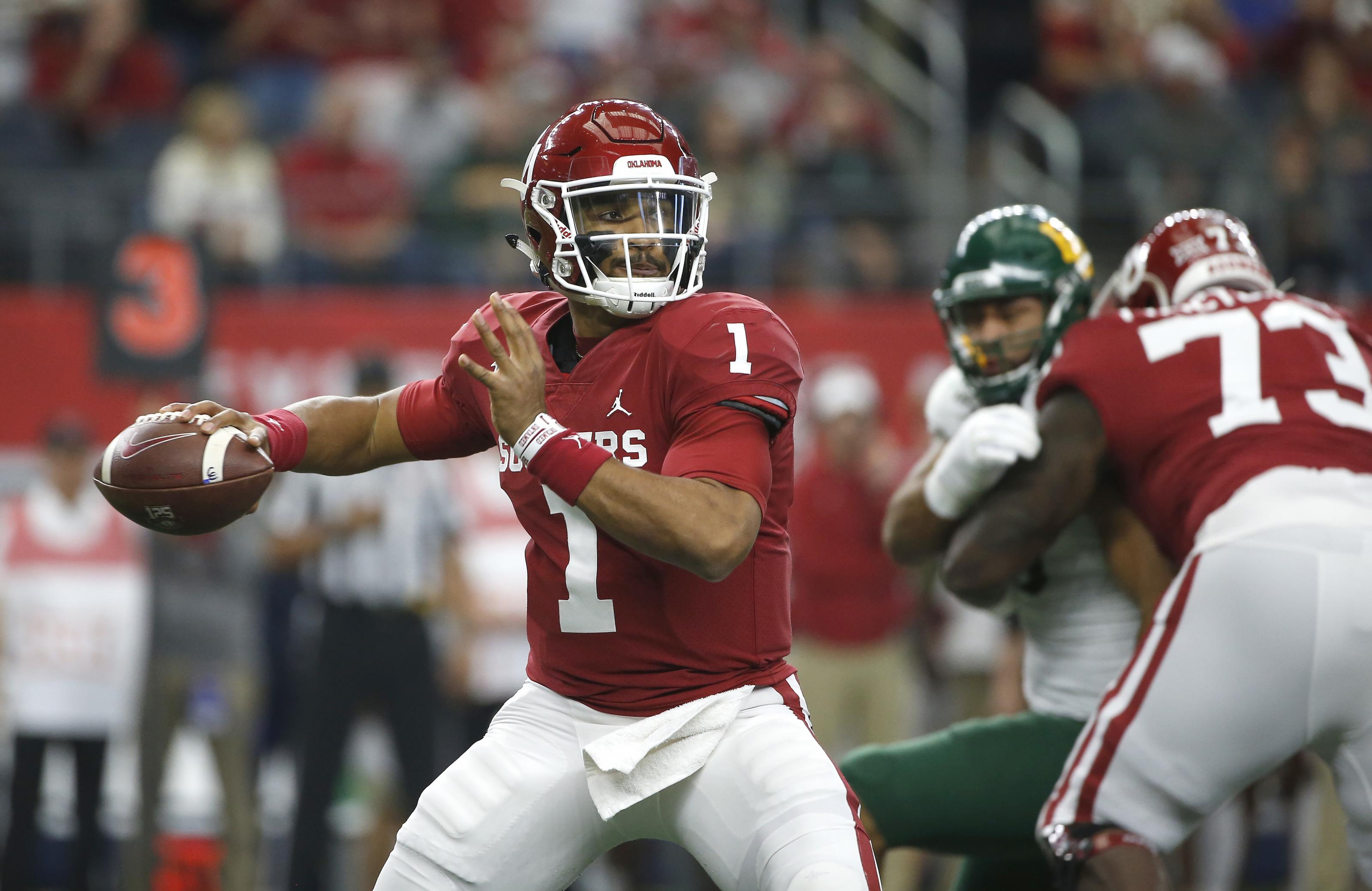 Oklahoma Football: Jalen Hurts has