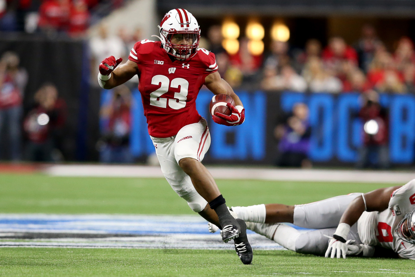 Wisconsin Football: Will Jonathan Taylor's mileage scare NFL teams?