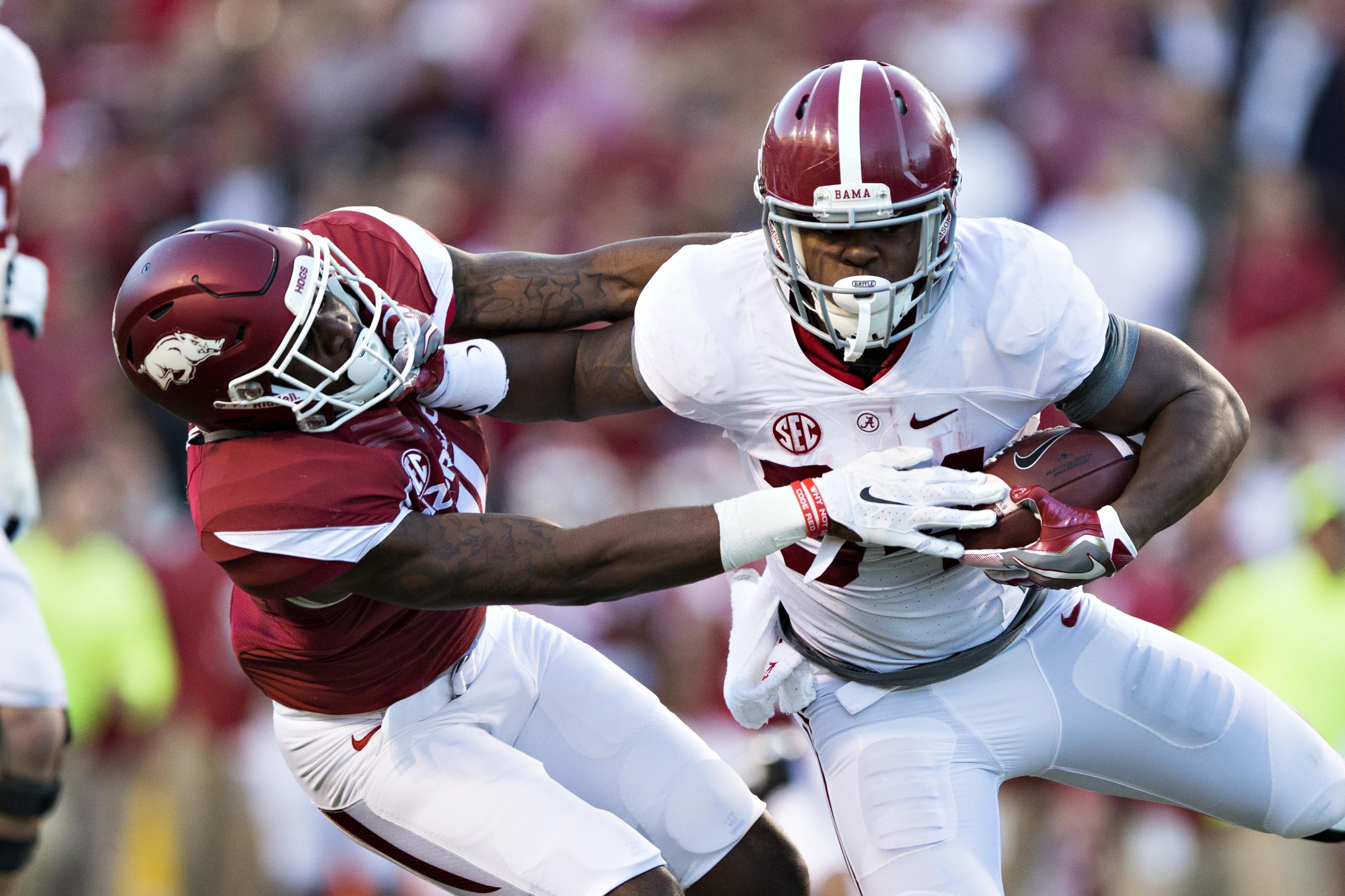 Nfl Draft 2019 Alabama S Damien Harris Is More Than Committee Back