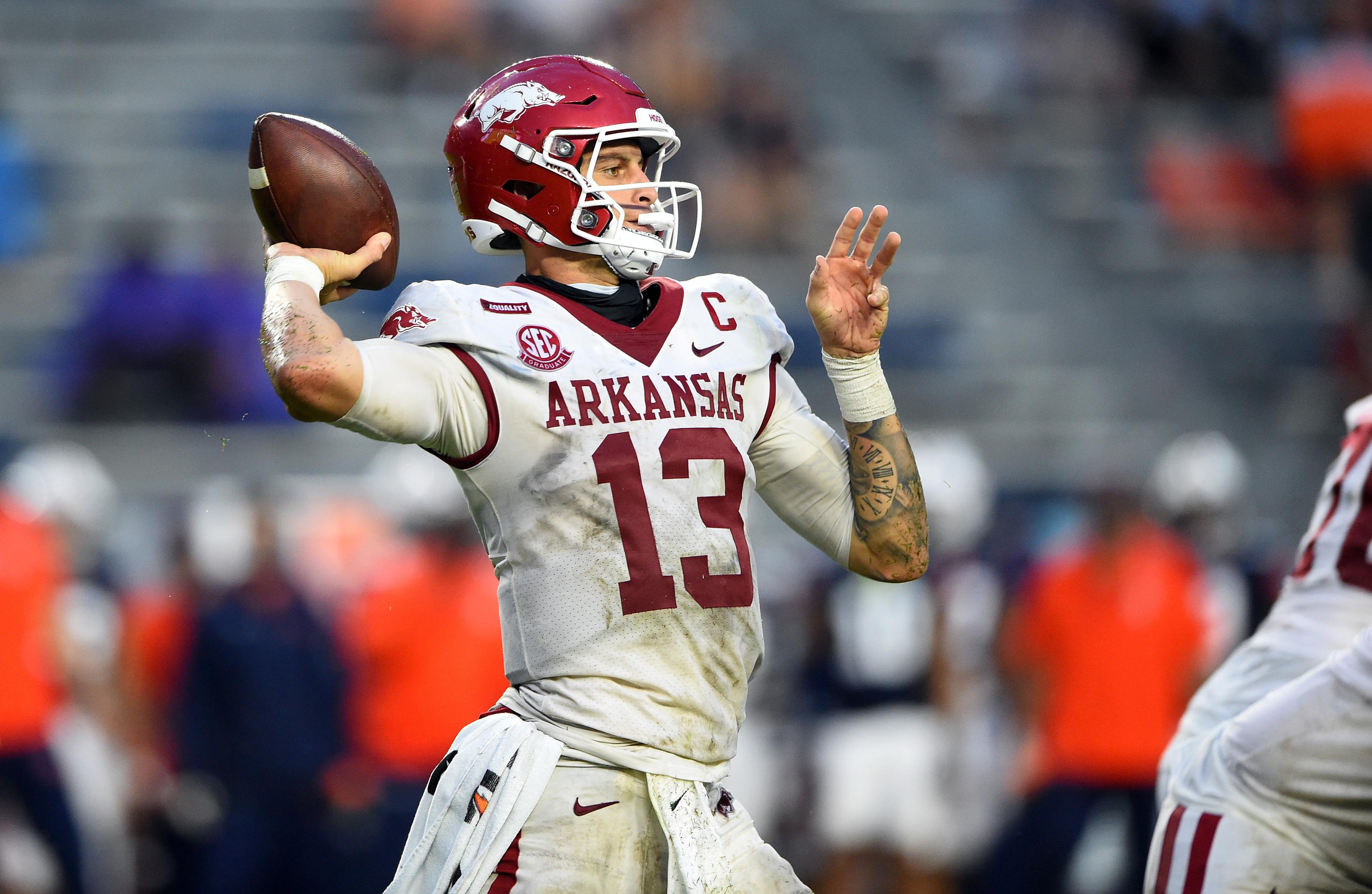 Arkansas Football Bold Predictions Vs Ole Miss In Week