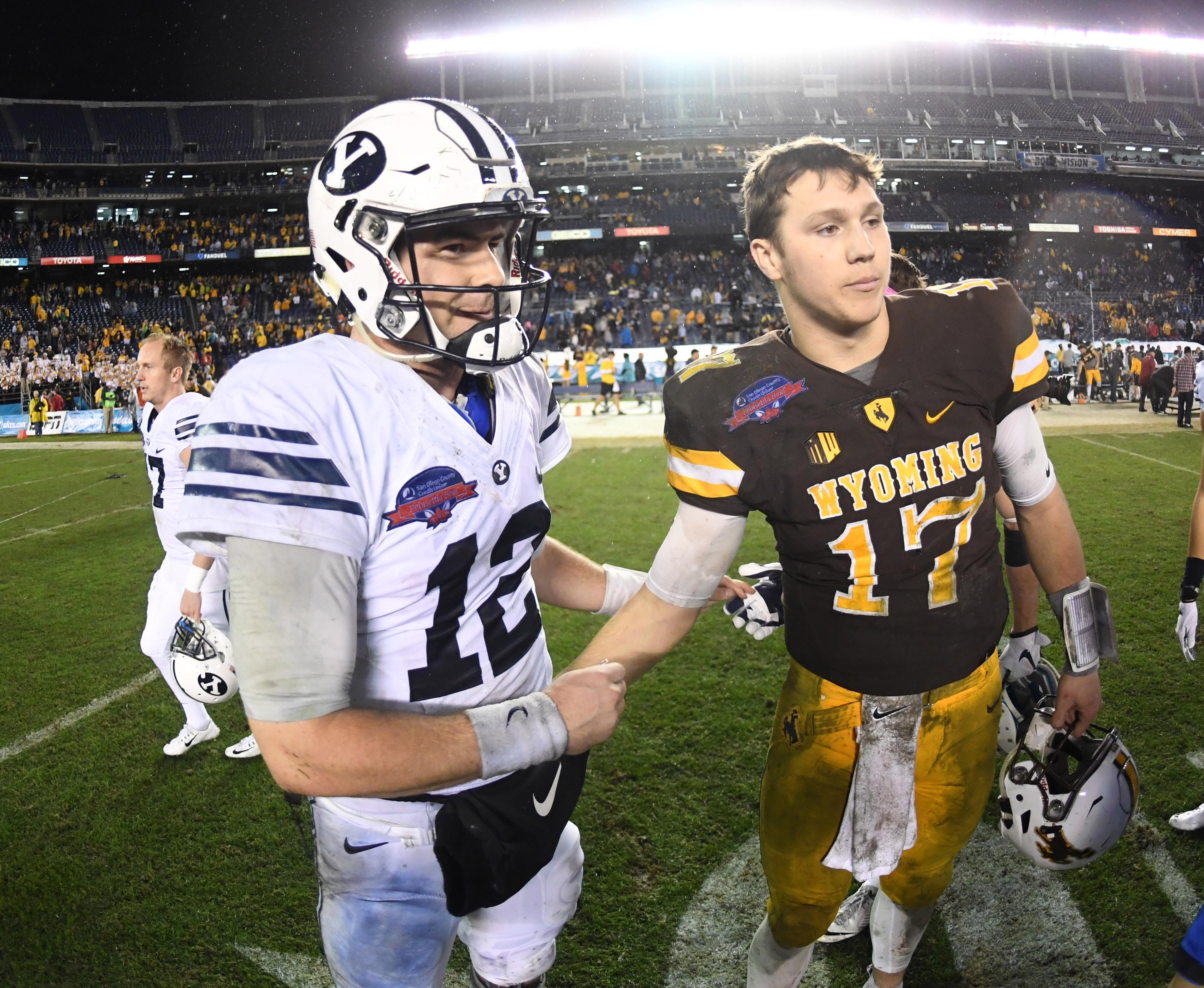 Wyoming Football Is Josh Allen A Sure Fire Franchise Quarterback Page 2