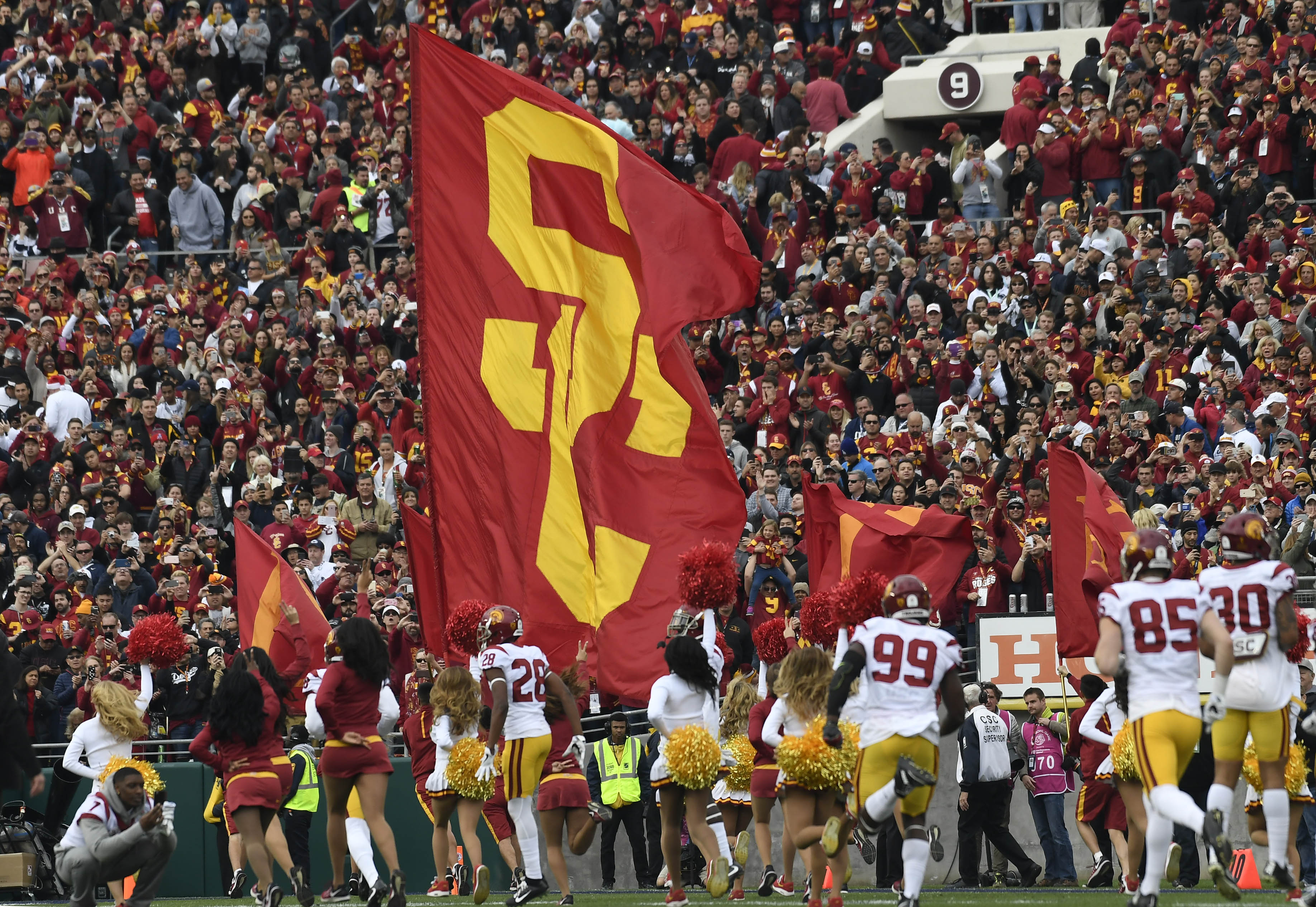 Usc Trojans Football 5 Players To Watch In Spring Game Page 4